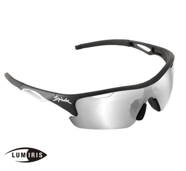 Óculos Spiuk - Jifter Lumiris II Fotocromática - Armação Preto/Branco