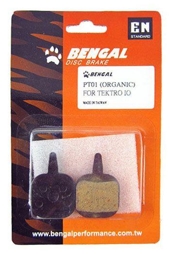 Pastilha Bengal - Resina - PT01 - Tektro