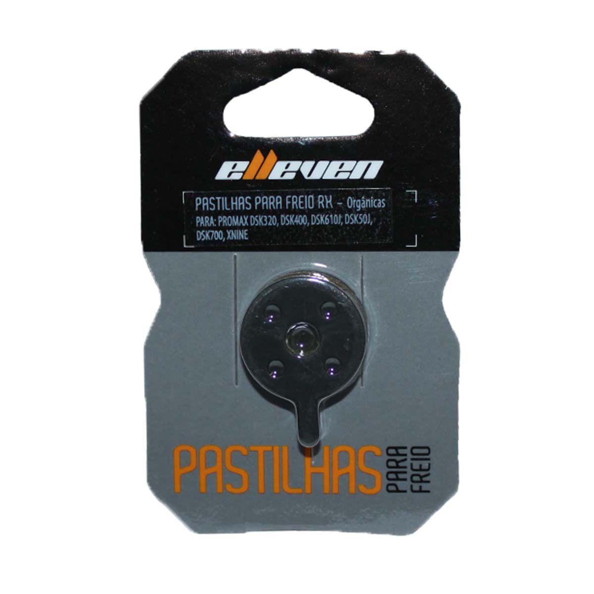 Pastilha Elleven - Freio Disco Promax (C/ Blister)