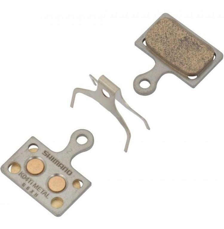 Pastilha Shimano - K04Ti - Metal