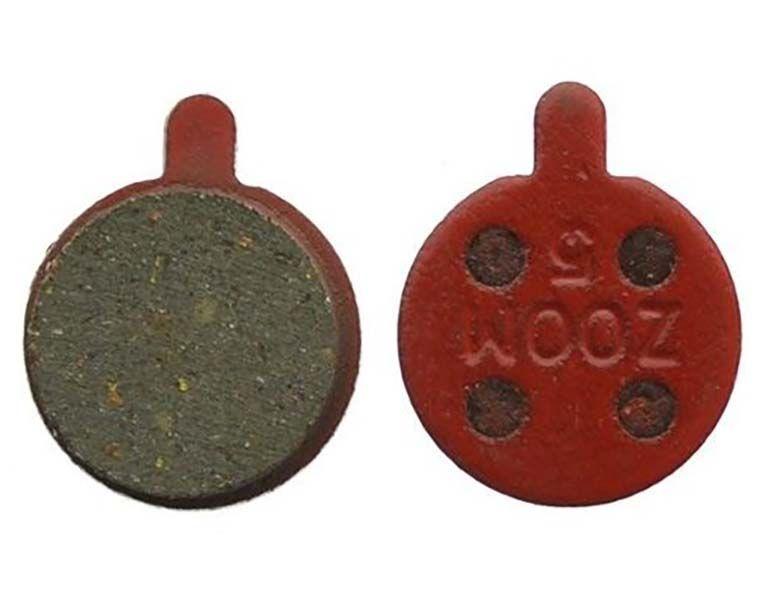 Pastilha Zoom DB-01 - Semi-metálica