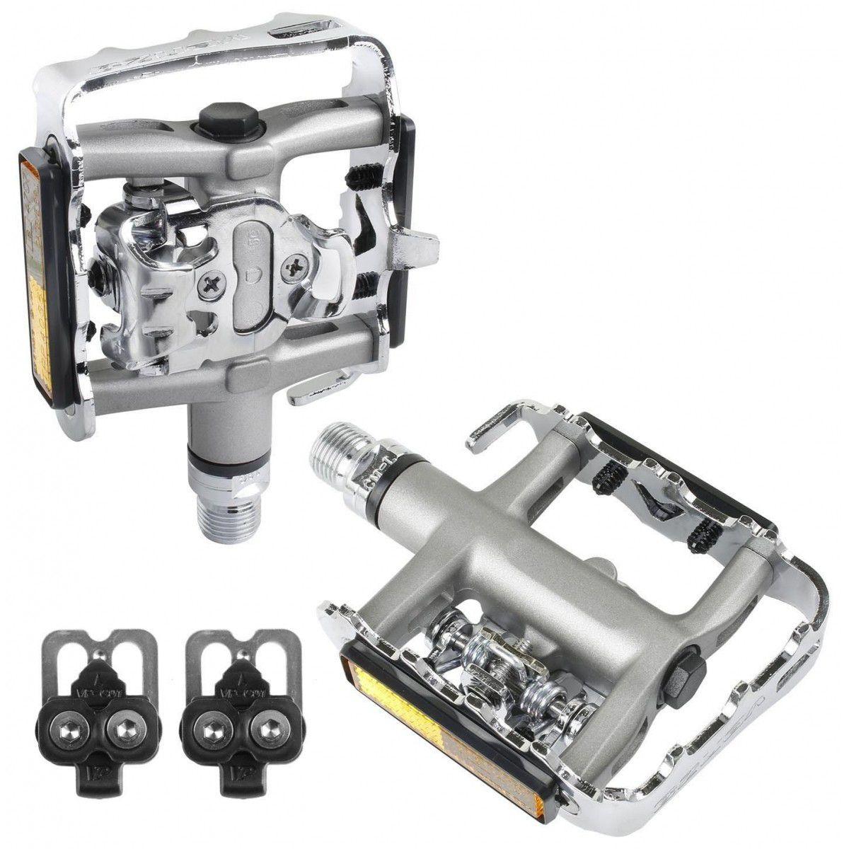 Pedal Clip MTB - Dupla Face - Venzo