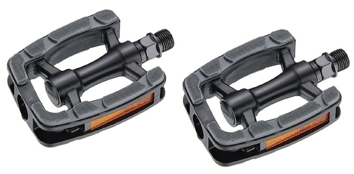 Pedal Nylon - SP822 - Preto / Cinza