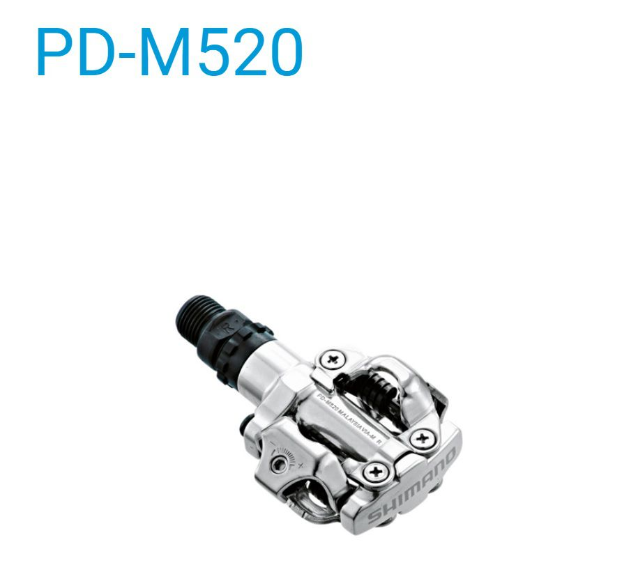 Pedal Shimano - Deore PD-M520