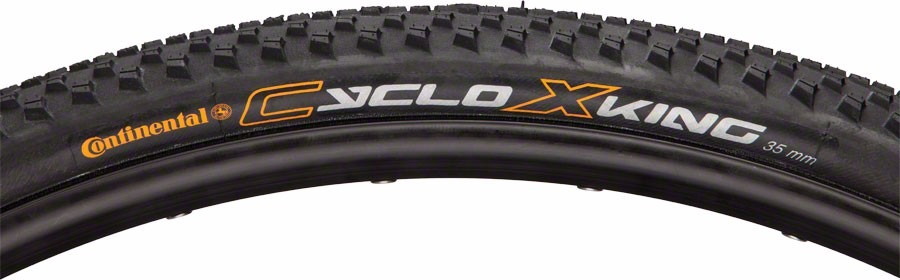 Pneu Continental - Cyclo X King - 700 x 35 - Kevlar