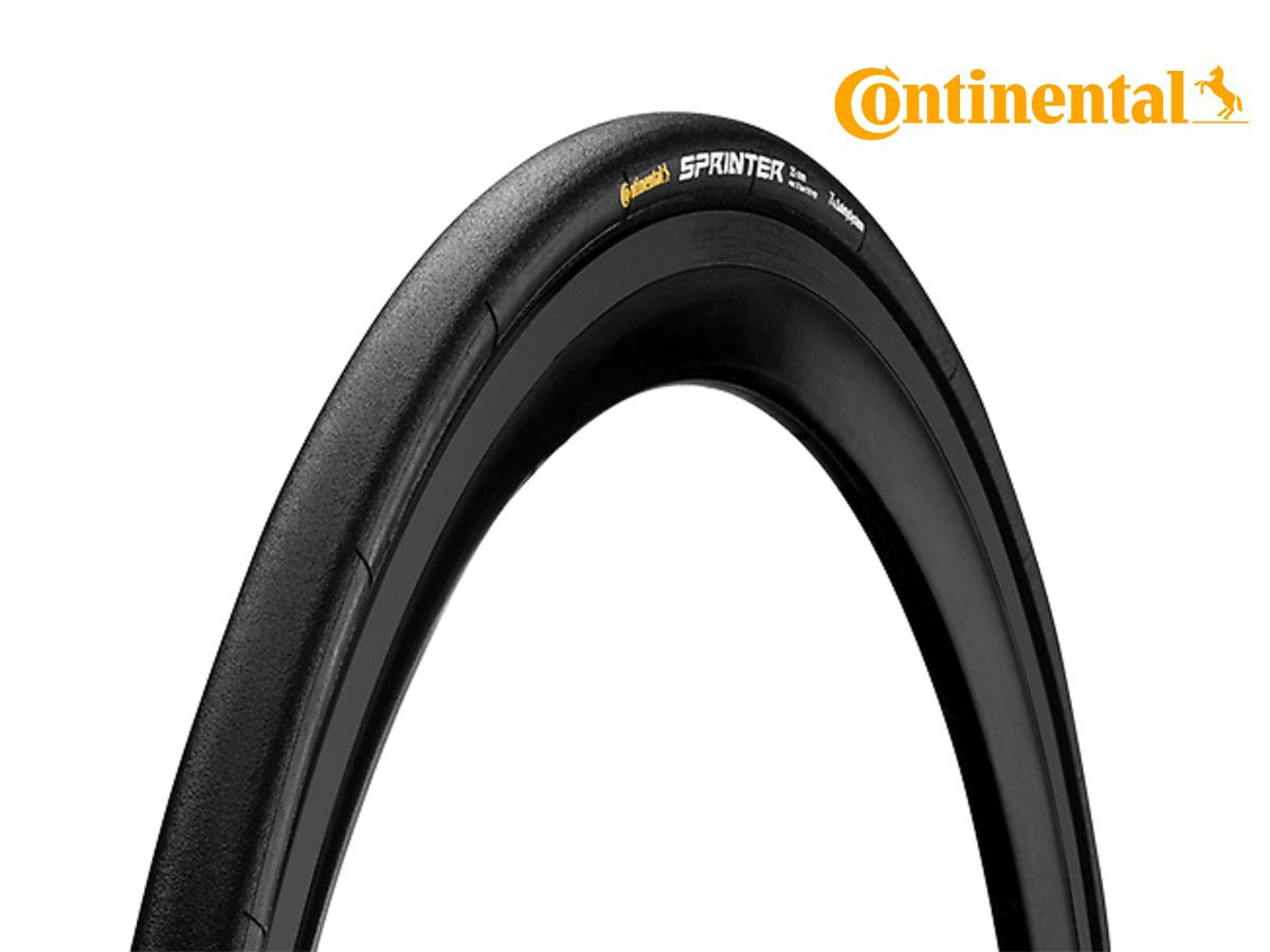 Pneu Tubular Continental - Sprinter - 700x25