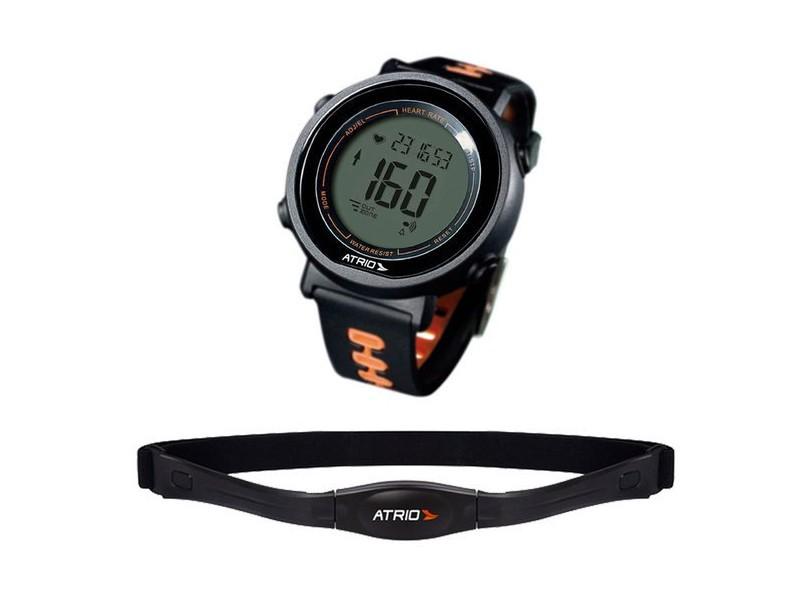 Relógio Esportivo - Atrio Fortius C/ Cinta Cardíaca