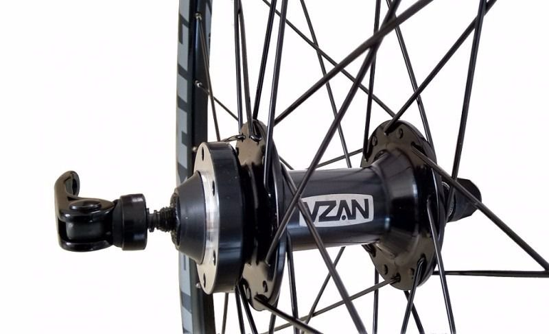 Roda Vzan - Overhill 26'' - MTB - 6 Parafusos - 32f