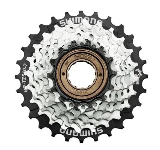 Roda Livre - Tourney Shimano - MF-TZ510 - 14/28D - 7v
