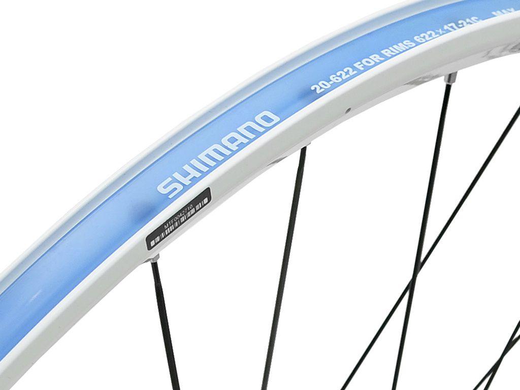 "Roda Shimano - MT15 29"" Disc - Branca"