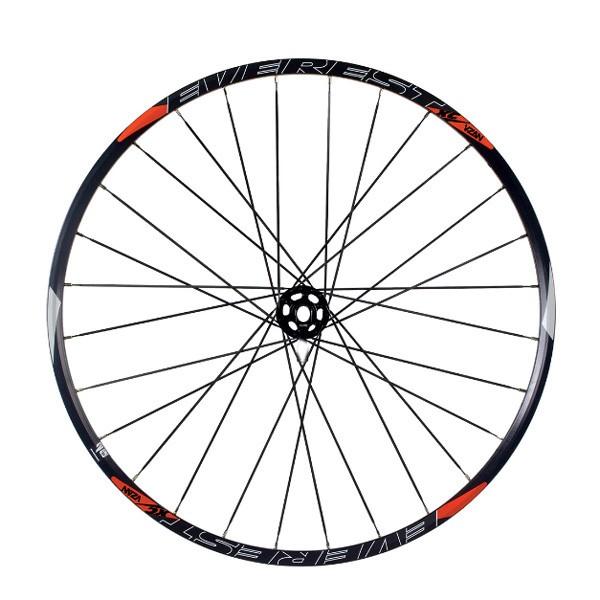 """Roda Vzan - Everest XC Boost - 29"""" - Eixo 15/12 - Preta"""