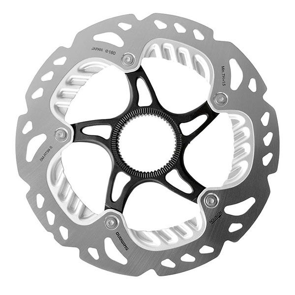 Disco / Rotor Shimano - XTR M9000 - SM-RT99 - CL - Icetech