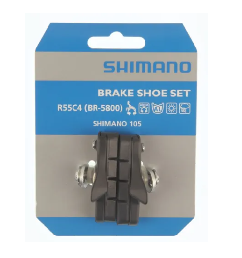 Sapatas de Freio - Shimano 105 - R55C4 (BR-5800)