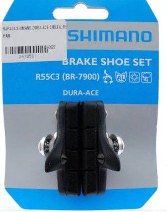 Sapatas de Freio - Shimano Dura-Ace R55C3 (BR-7900)