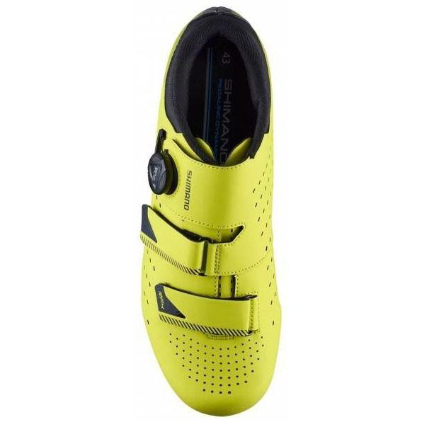 Sapatilha Shimano - RP4 - Amarelo Neon
