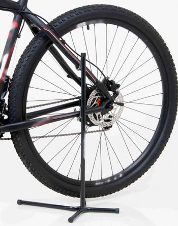 Suporte / Expositor de Bicicleta (Pé de Galinha)
