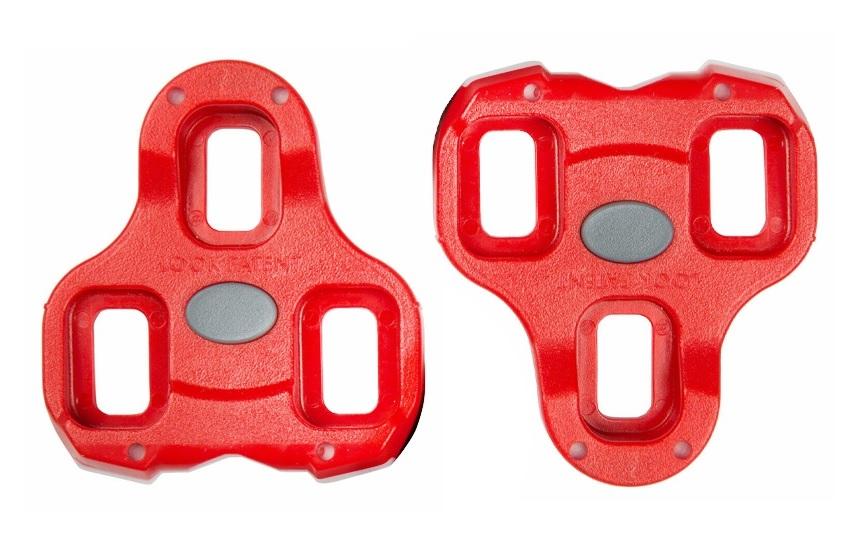 Taco Look - Keo Cleat - Vermelho 9°