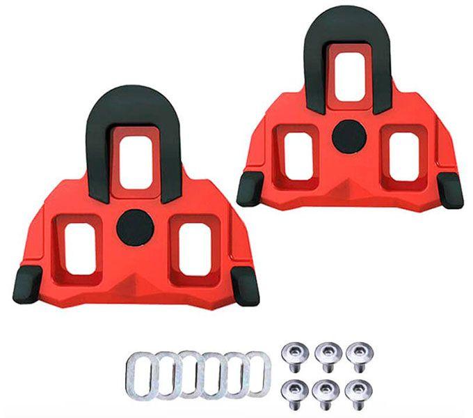Taco Scada - SC-RSL11 - 4,5º - Vermelho - Padrão Shimano