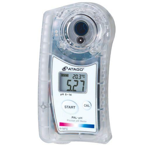 Medidor de pH digital de mão PAL-pH