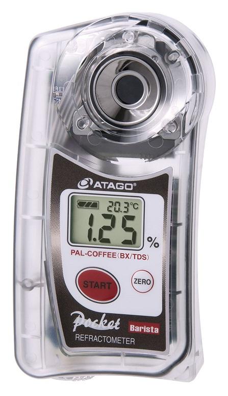 Refratômetro Digital Portátil PAL-COFFEE (BX/TDS)