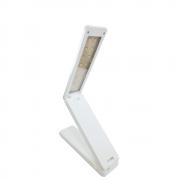 Mini luminária led de mesa 2w Leitura ajustável