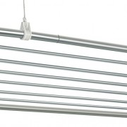 Varal de Teto em Alumínio 100x060M