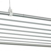 Varal de Teto em Alumínio 140x075M