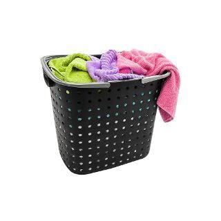Conjunto lavanderia duplo preto - Secalux