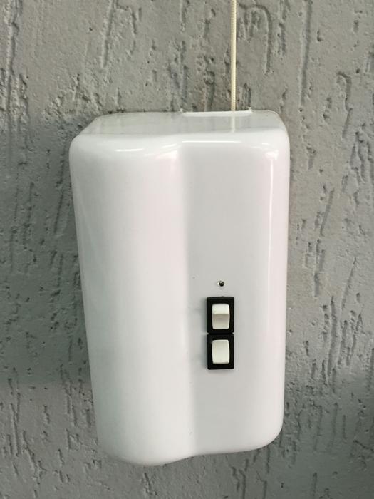 Elevador para Varal de Teto 110/220 W
