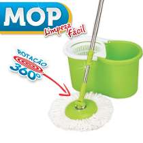 Esfregão Mop Limpeza Mor