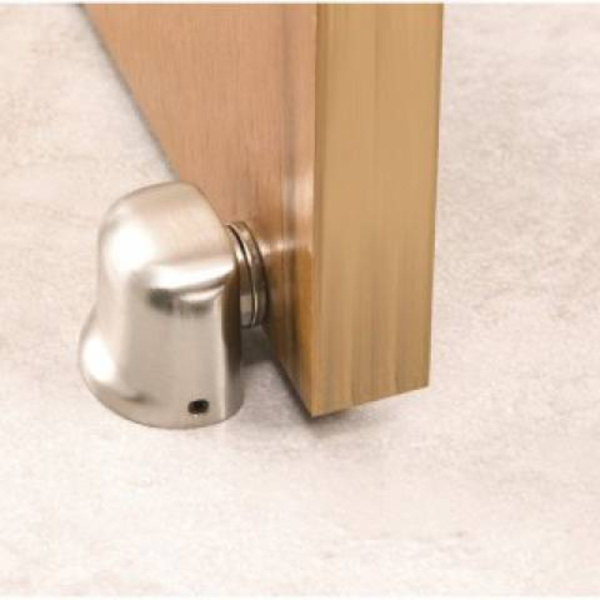 Fixador de porta magnético curto Imab