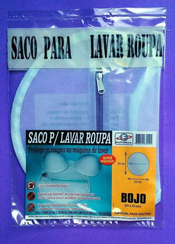 Saco para lavar roupa - tamanho BOJO - 23cm