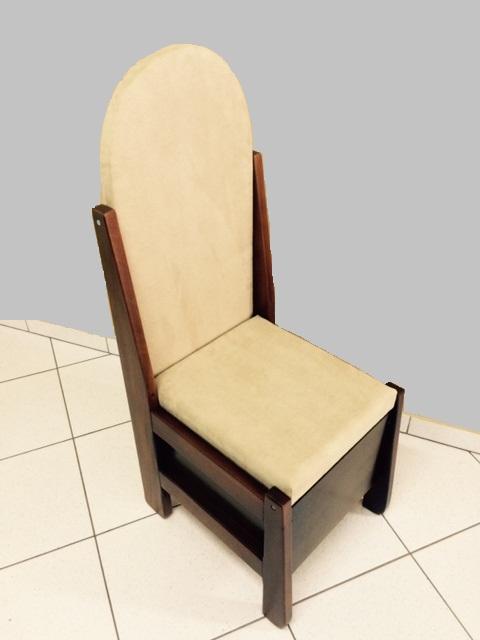 Tabua de passar X Cadeira Bau