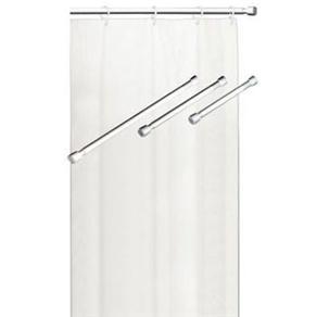 Tubo extensível para cortinas 0,60 A 0,90 - Maxeb