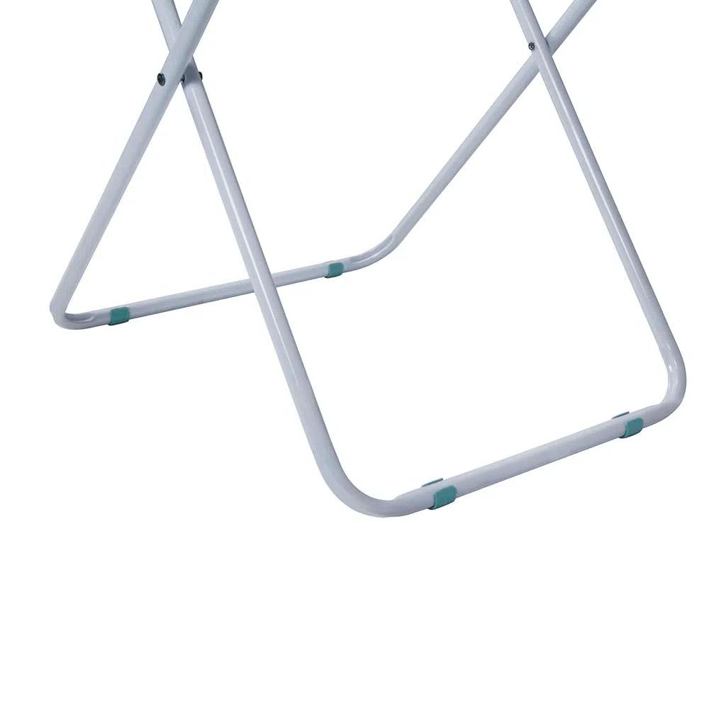 Varal de Chão Reforçado com Abas Slim - Mor