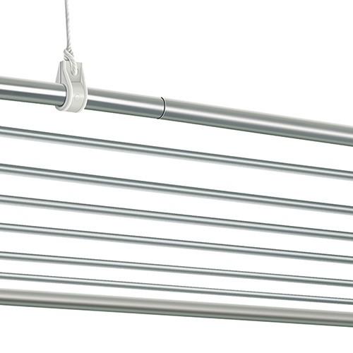 Varal de Teto em Alumínio 160x060M - Multivarais