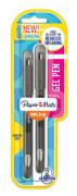 BLISTER C/2 CANETAS PAPERMATE INKJOY GEL 0.7 PT COM TAMPA