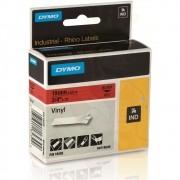 FITA VINILICA/PVC PARA ROTULADORES RHINO  (19mm x 5,5m) VERMELHO