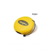 Porta Cd/Dvd Para 20 Unidades Sport Amarelo 211005 – Discgear