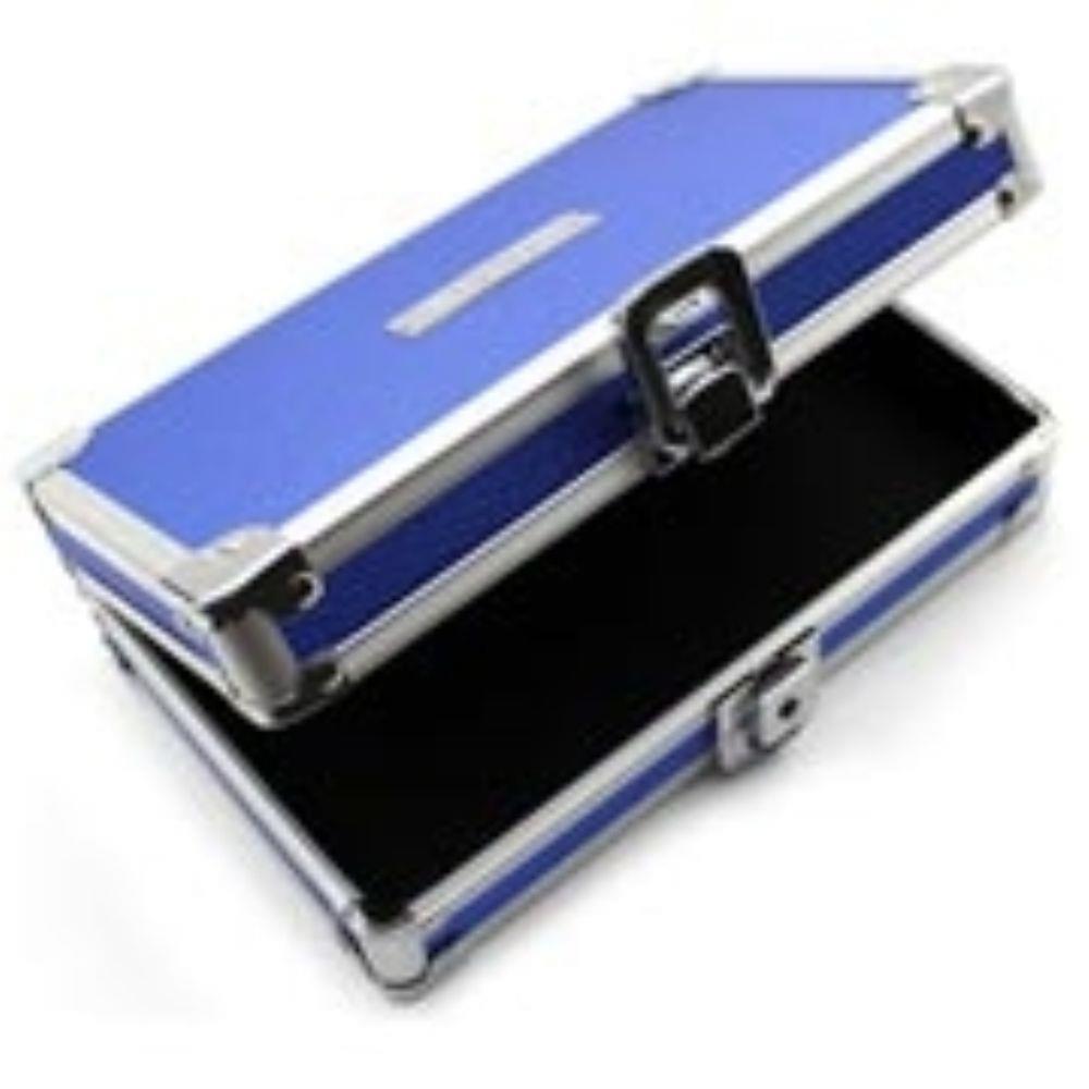 Caixa Organizadora com Chave Azul