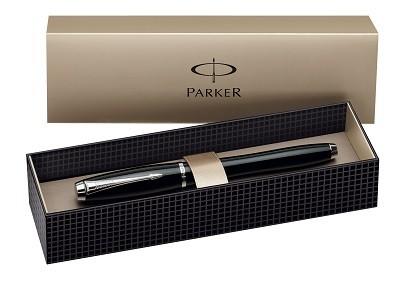 CANETA ROLLER BALL PARKER URBAN FASHION NEGRO CT G88460