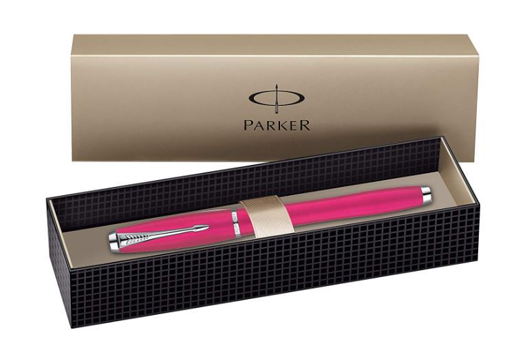 CANETA TINTEIRO PARKER URBAN FASHION ROSA CT S0850800
