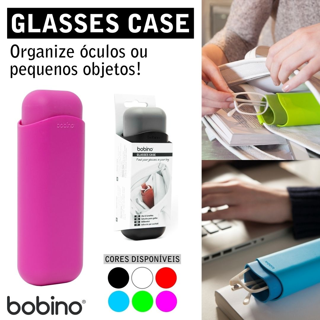 "Case para óculos - ""Glasses case"""