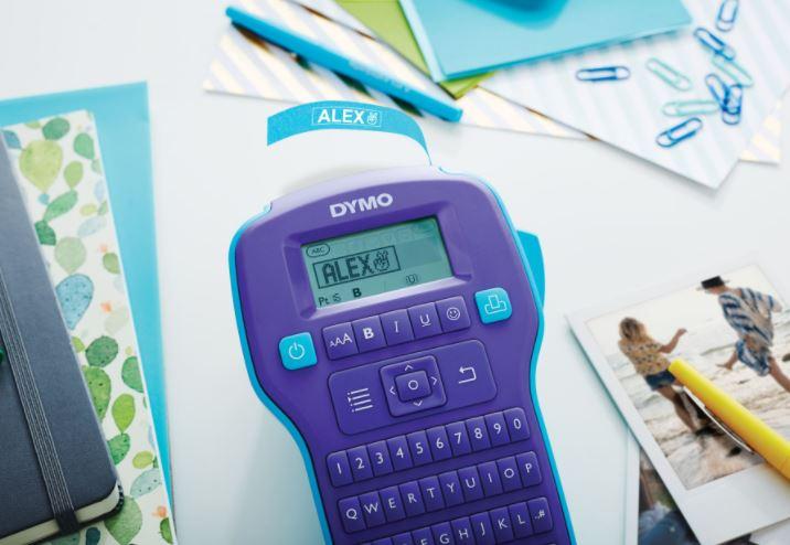 Rotulador Eletrônico DYMO Color Pop!