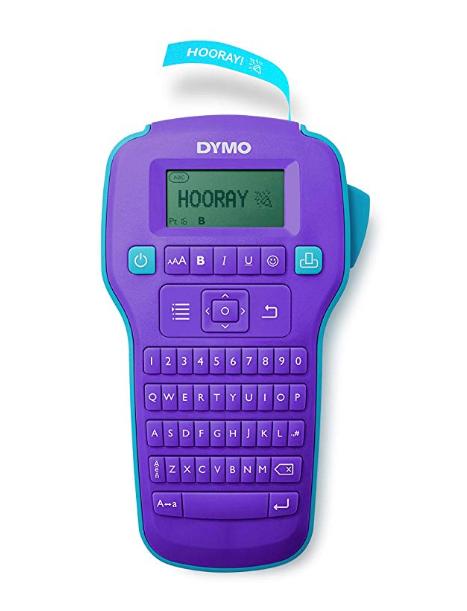 Rotulador Dymo Color Pop Combo com 3 Fitas