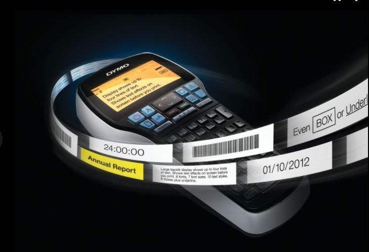 Rotulador Eletrônico Label Manager LM420
