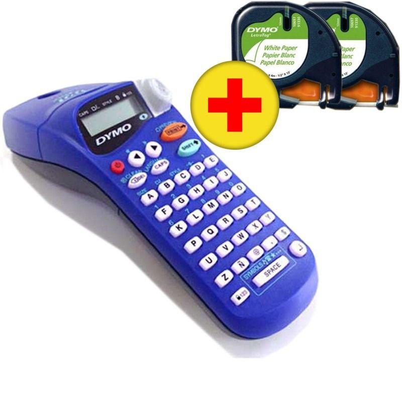 Rotulador eletrônico letratag XR