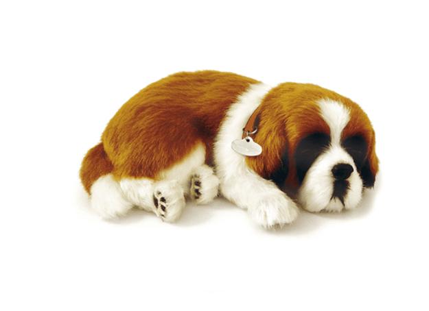 São Bernardo Cachorro de Pelúcia Perfect Petzzz