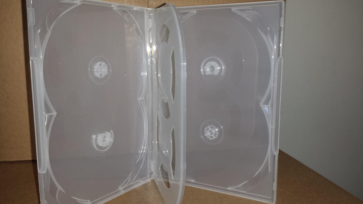 10  BOX DVD P 06 MIDIAS EXC.  QUALIDADE