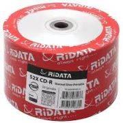 100 CDR RIDATA PRINTABLE 52X